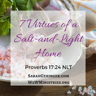 7 Virtues of a Salt and Light Home