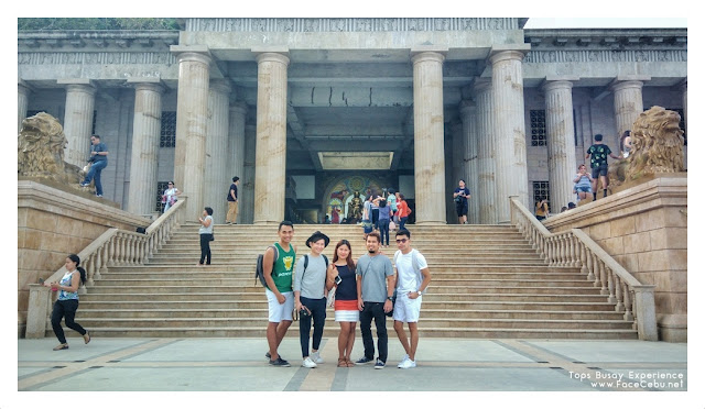 CBS Bloggers at Temple Of Leah. Pic by Asus Zenfone Max 3