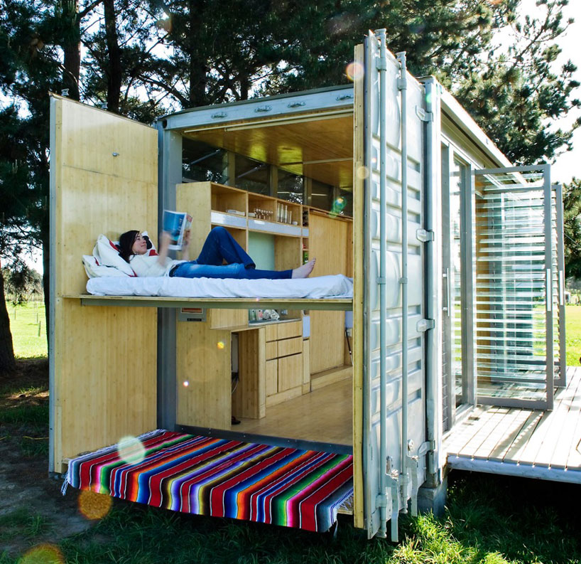 Container Home Design Ideas: Shipping Container Homes: Portable Shipping Container