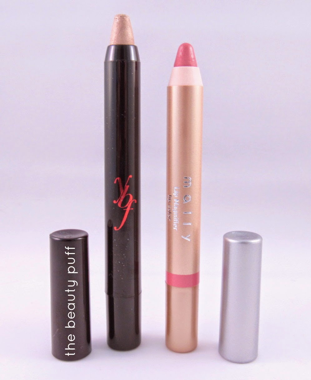 NewBeauty TestTube March 2015 makeup - the beauty puff