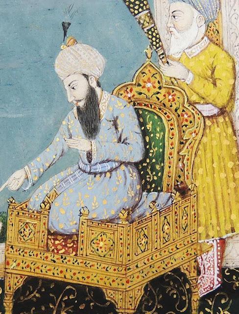 Muiz-ud-din Qaiqabad, Sultan of Delhi