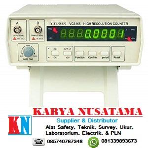 Jual VICTOR Frequency Counter VC3165 di Surabaya