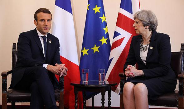 Francia y Reino Unido: otra vez sopa
