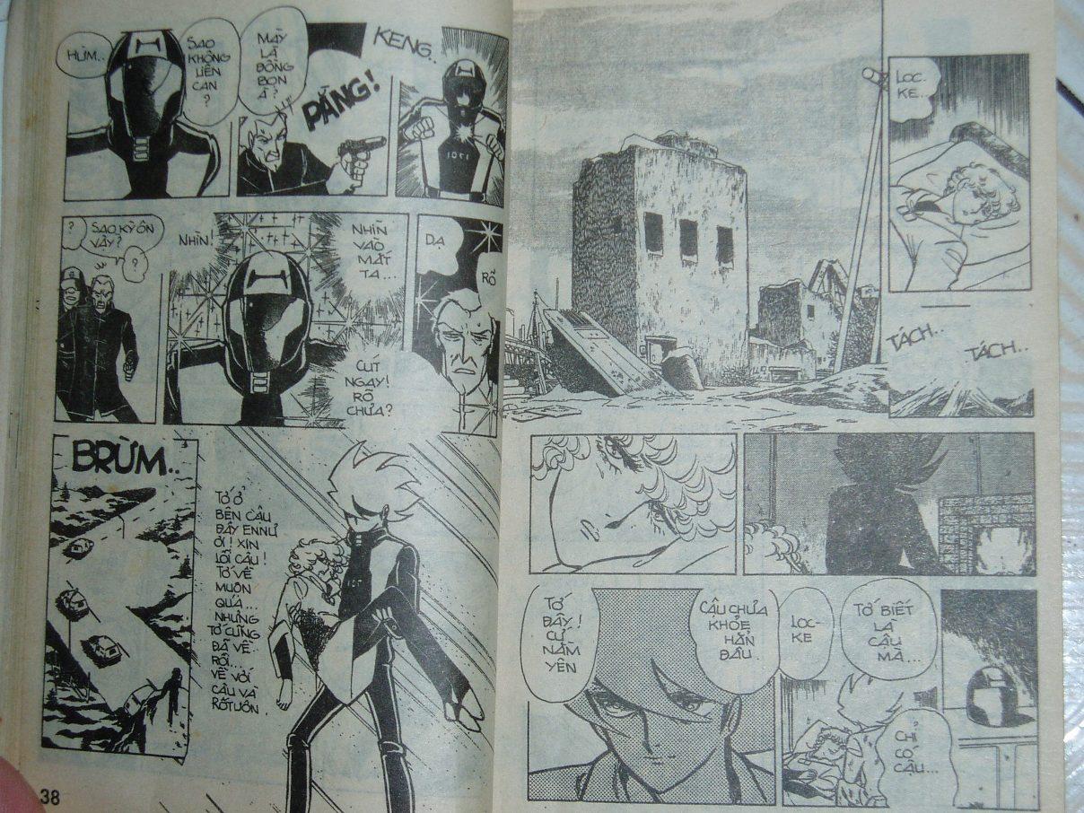 Siêu nhân Locke vol 03 trang 19