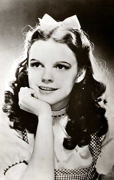 Vintage Pearl: The Inspiration - Judy Garland