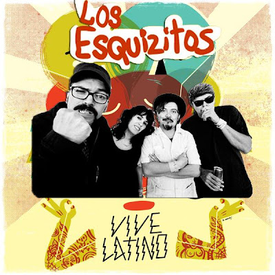 Los Esquizitos - Vive Latino 2012 (2012)