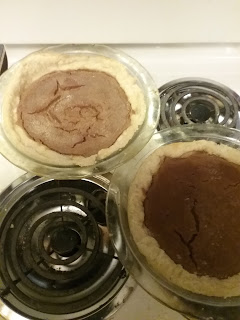Historical Food Fortnightly 1830s Pumpkin Pie/Pudding