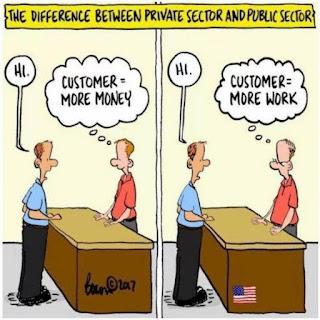 प्राइवेट और सरकारी नौकरी की हकीकत दिखाती तस्वीरें, जिन्हें देख आपकी हंसी नहीं रुकेगी (Funny Comparison Between Govt Sector Jobs And Private Sector)