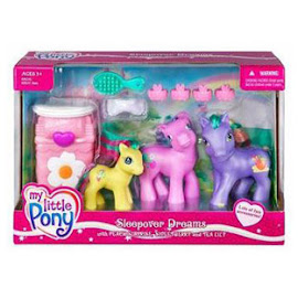 My Little Pony Sweetberry Discount Sets Sleepover Dreams G3 Pony