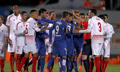 Crónica Getafe CF 1 Vs Sevilla FC 1