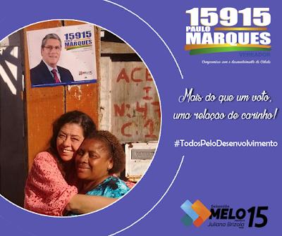 Candidato a vereador em Porto Alegre