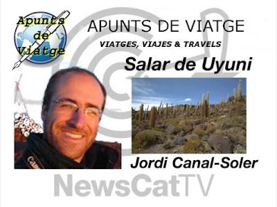 Salar de Uyuni a Apunts de Viatge