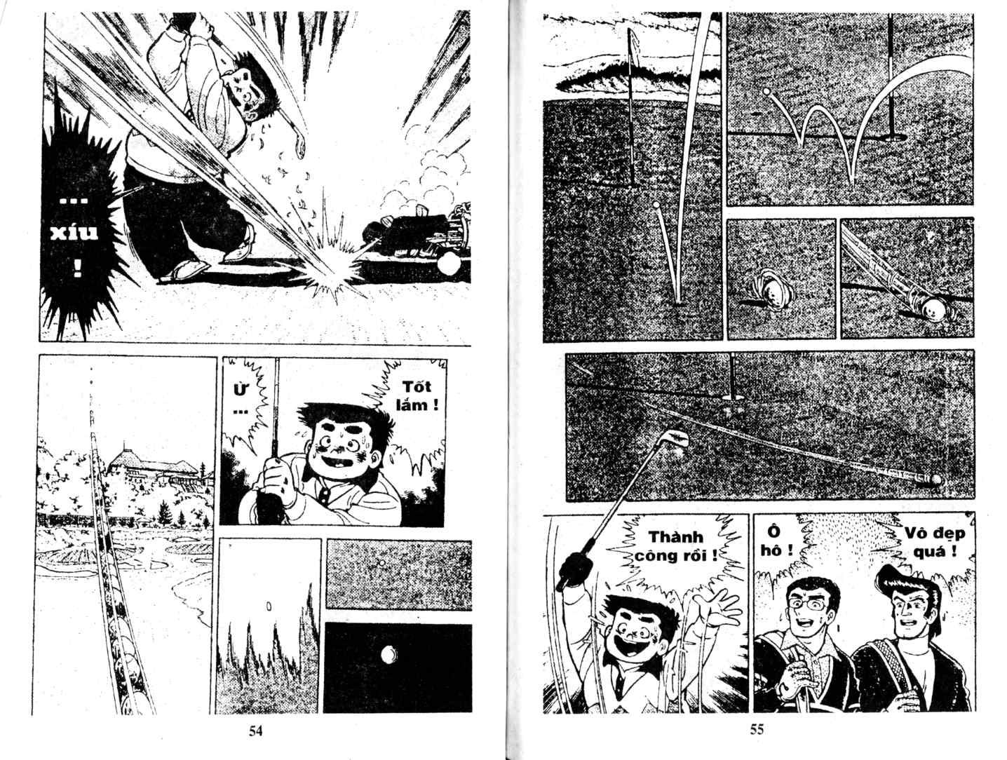 Ashita Tenki ni Naare chapter 14 trang 26