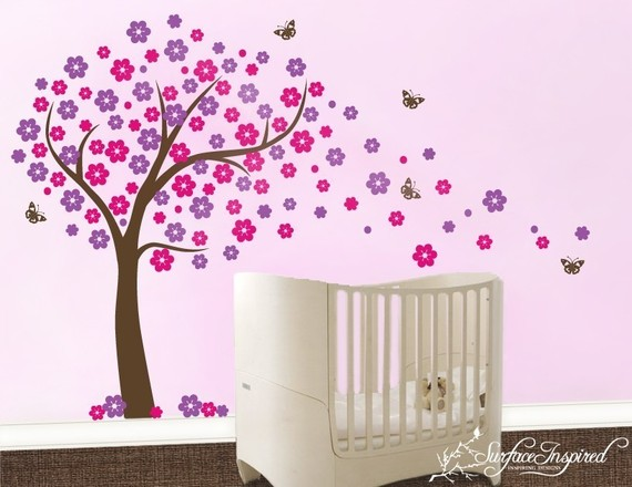 Our Baby Story A Not So Pink Nursery For Evie