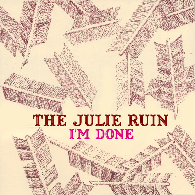 The Julie Ruin, I'm Done, cloudpine451, music
