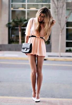 vestidos casuales para señoritas