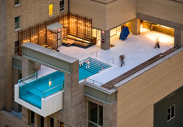 The Joule Hotel, Dallas, Amerika Serikat