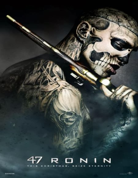 47 Ronin 2013 Hindi Dubbed HD Cam 300mb