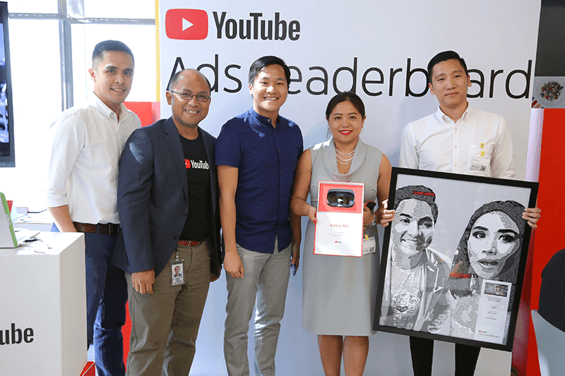 OPPO is number 3 at YouTube Ads Leaderboard for 2nd half of 2017