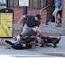 PHOTOS/VIDEO: Pitbull dog savages smaller dog and then mauls owner when she tries to intervene.