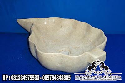 Wastafel Bahan Marmer