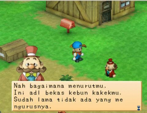 Harvest Moon PSX Patch Bahasa Indonesia - INSIDE GAME