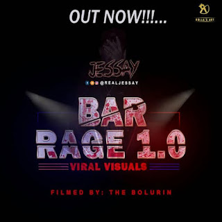 VIDEO: Jessay - Bar Rage1.0 1