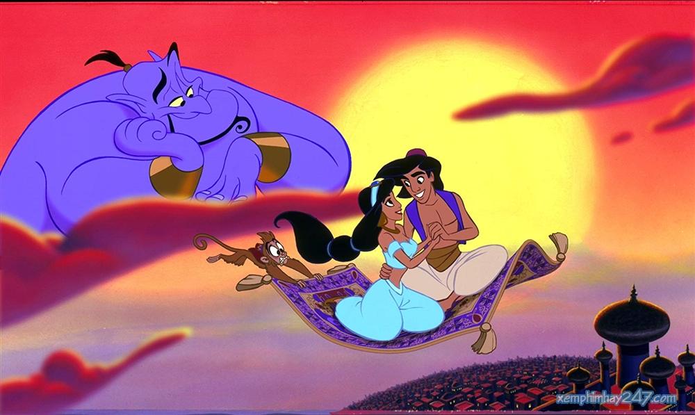 http://xemphimhay247.com - Xem phim hay 247 - Aladdin Và Cây Đèn Thần (1992) - Aladdin (1992)