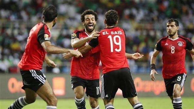 مباراة مصر وكولومبيا الودية والقنوات الناقلة