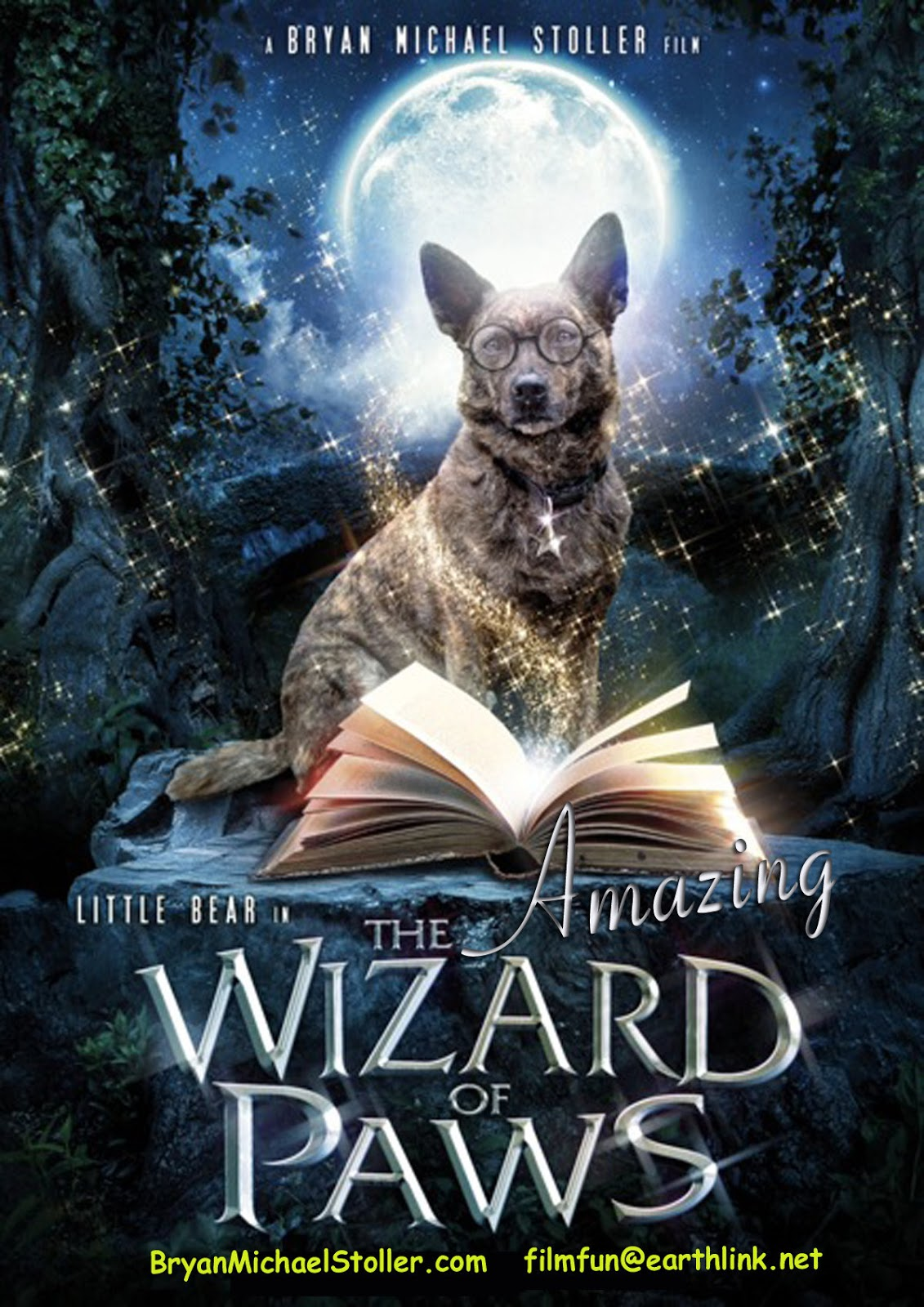 The Amazing Wizard of Paws 2015 - Full (HDRIP)