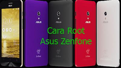 Tutorial Cara Mudah Root Asus Zenfone Series Hanya Dengan 1 Klik