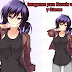 Imagen chica anime 0066 (Sprite - character - female)