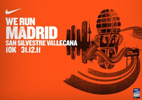 Fin de año 2011 en Madrid