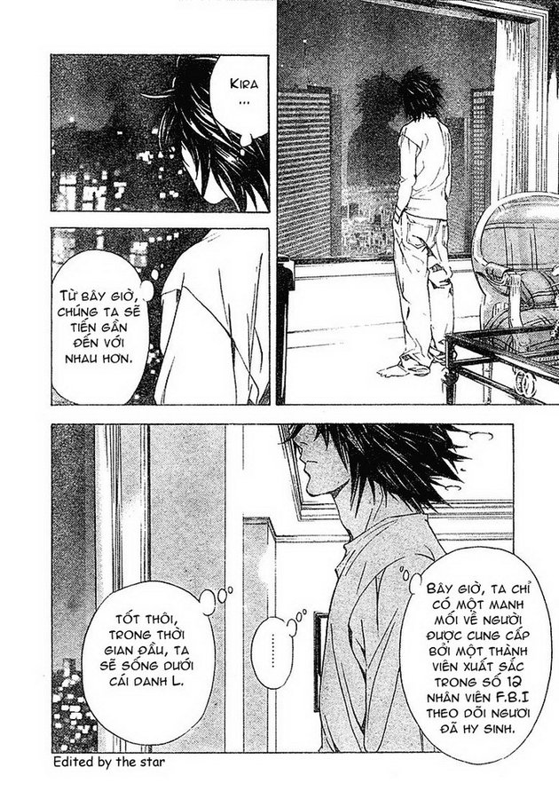 Death Note chapter 010 trang 19
