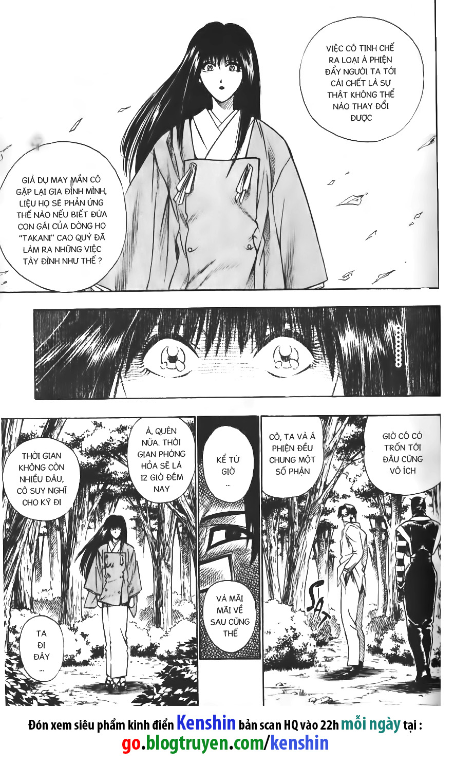 Rurouni Kenshin chap 20 trang 11