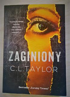 "C.L. Taylor ""Zaginiony"""