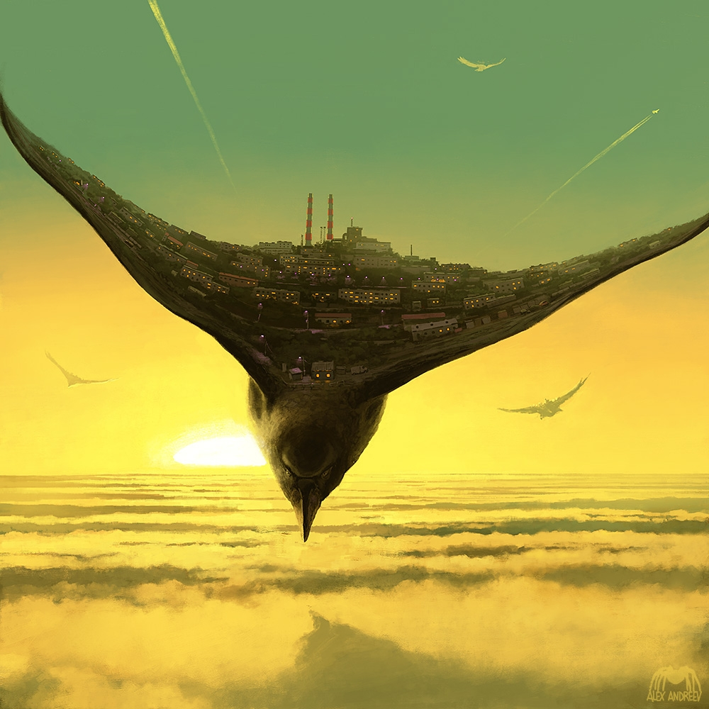 04-Return-To-Alex-Andreyev-Surreal-Paintings-or-a-Vision-of-the-Future-www-designstack-co