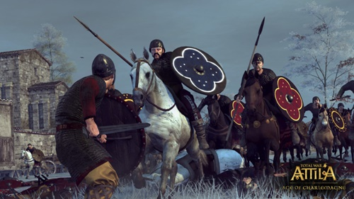 Total War: ATTILA - Age of Charlemagne - PC (Download Completo em Torrent)
