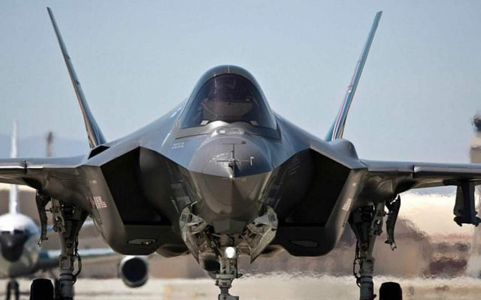 Pentagon ragu F-35 tak terdeteksi oleh sistem anti pesawat S-300