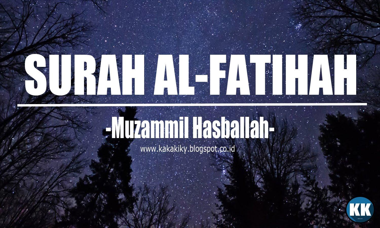 Quran Pramuka Bacaan Merdu Al Quran Surah Al Fatihah Dan