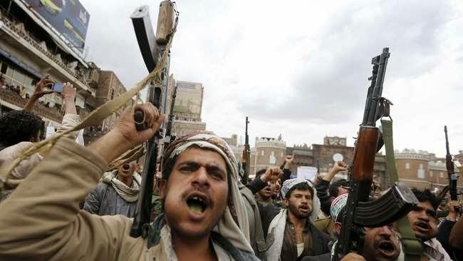 Houthi Umumkan akan Serang Fasilitas Minyak Aramco Saudi