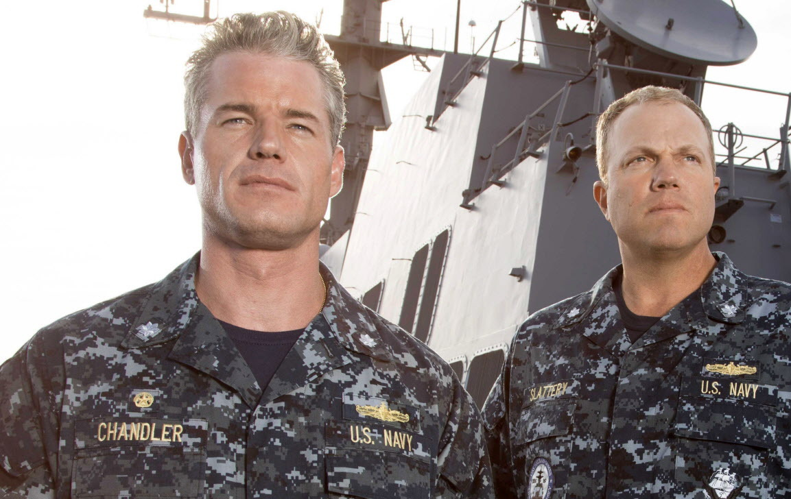 Jess Anastasi: Just Finished Watching    The Last Ship