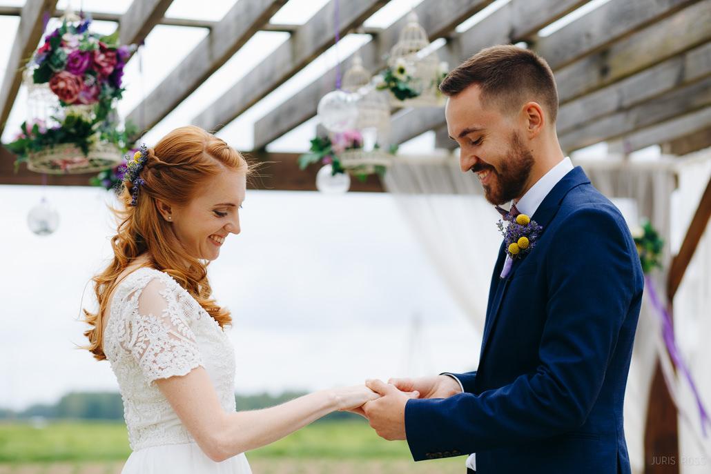Kvalitatīvi laulību un saderināšanās gredzeni