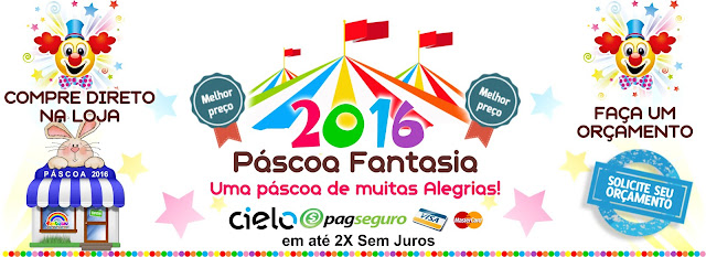 Páscoa Fantasia 2016