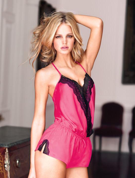 Prueba colecci n de ropa interior victoria s secret - Ropa interior de mujer victoria secret ...