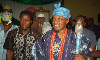 traditional ruler Oluwo of Iwo, Oba Abdulrasheed Akanbi
