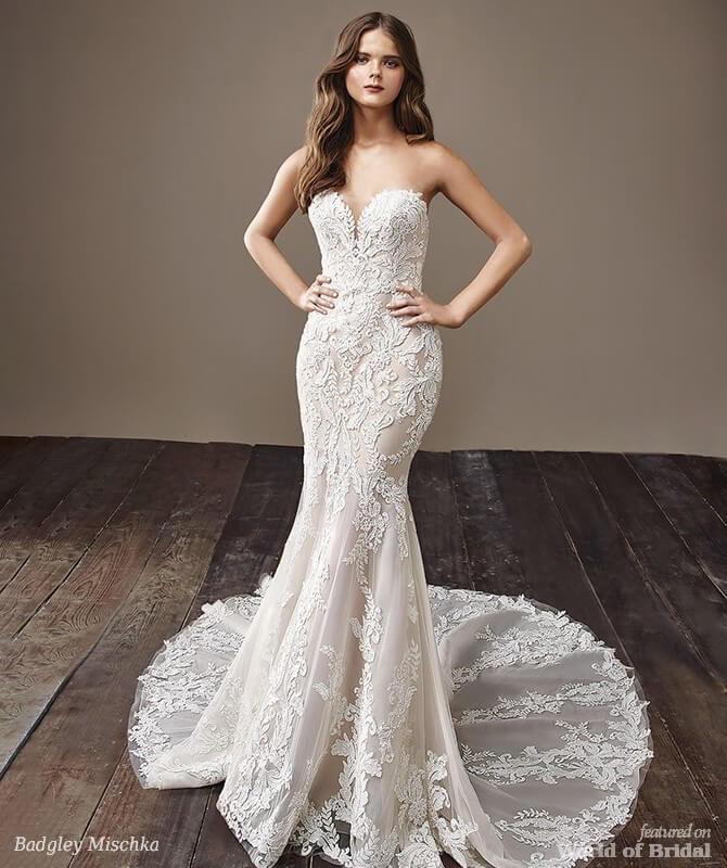Badgley Mischka 2018 Wedding Dresses - World of Bridal