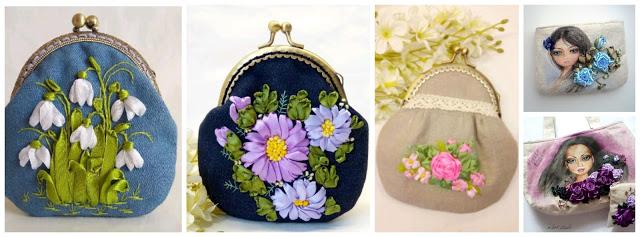 Monederos-bordados-flores-listón