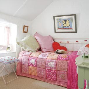 Bedroom Design Decor: Teenage Bedroom For Small Girls on Small Teenage Bedroom  id=11321