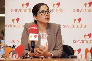 Fotografía de Catalina Devandas, relatora de Naciones Unidas sobre los Derechos de las personas con discapacidad